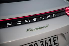 Porsche Cayenne Hybrid Mpg - first drive 2018 porsche panamera 4 e hybrid automobile magazine