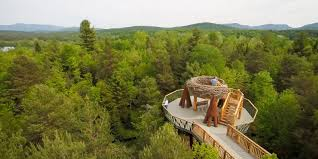 most amazing places in the us wild walk breathtaking view of the adirondacks