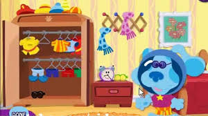 blue u0027s clues dressup mix mode video dailymotion