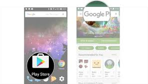 how to download and manage apps from the google play store