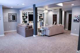 Finished Basement Decorating Ideas by Our Finished Basement