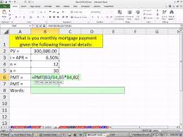 Excel Finance Class 35 Calculate Pmt For Present Value Of Annuity