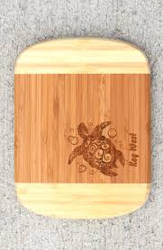 cutting board engraved cutting board engraved turtle small