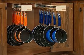 organizer pots and pans organizer kitchen cabinet shelves
