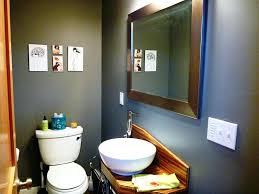small bathroom paint colors ideas benjamin smokestack gray small bathroom paint color ideas