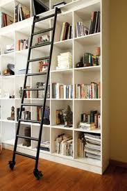 Building Wooden Bookcase by 97 Best Bookshelves With Library Ladder Images On Pinterest