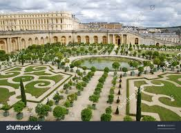 famous palace versailles near paris france stock photo 56527015