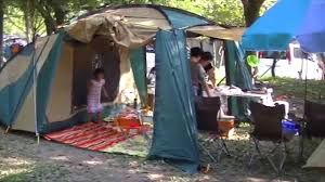 camping in japan the sights and sounds youtube