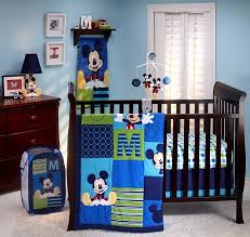 Vintage Mickey Mouse Crib Bedding M Is For Mickey 4 Crib Bedding Set Bed Sets Crib And