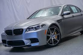 m5 bmw 2015 pre owned 2015 bmw m5 jahre 30th anniversary m5 600hp msrp