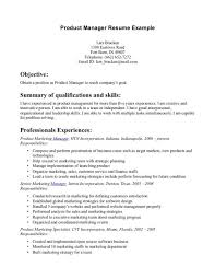 associate product marketing manager sample resume click here to