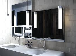 Bronze Bathroom Mirror Modern Mirrors For Bathrooms Akapello