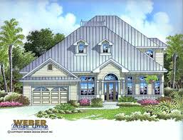 contemporary house plan florida house plan weber design group