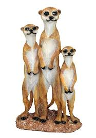 meerkat garden ornaments suricate suricata garden ornament animal