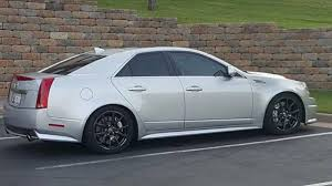 cadillac cts v8 for sale cadillac cts v sedan with 704 rwhp shows up on craigslist