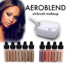 best professional airbrush makeup airbrush foundation makeup lovetoknow