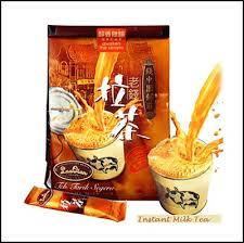Teh Tarik qoo10 lao qian teh tarik drinks