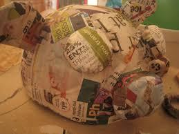 como hacer un sombrero de carton sombrero con papel maché 1001 consejos