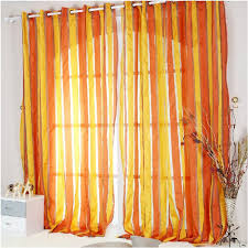 Sheer Curtains Orange Bright Sheer Curtains 100 Images Popular Of Bright Sheer