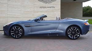 aston martin zagato speedster one off aston martin vanquish volante could be yours for 295k