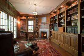Country Home Design Pictures 30 Classic Home Library Design Ideas Imposing Style Freshome Com