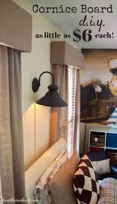 Bedroom Curtain Window Coverings Diy Cornices Homemade Ideas - Homemade bedroom ideas