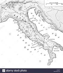 Palermo Italy Map by Ancient Italy Map Stock Photos U0026 Ancient Italy Map Stock Images