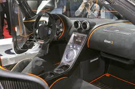 koenigsegg inside super car koenigsegg one 1