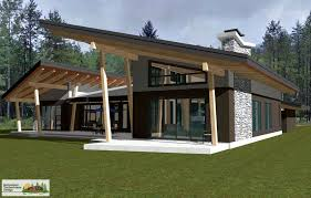 samuelson timberframe design golden british columbia canyon