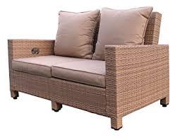 sofa breite sitzflã che sale lounge sofa lanzarote 2 sitzig verstellbar inkl