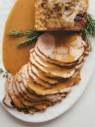 boneless turkey boneless turkey breast poultry courses market catering menu