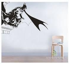 Design Wall Art 25 Best Batman Wall Art Ideas On Pinterest Batman Room Batman