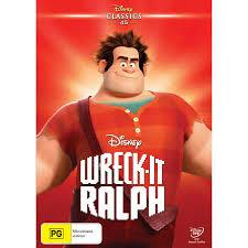wreck ralph disney classics dvd big