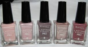 top 10 beauty must haves 2 rimmel nail polish my ray of beauty