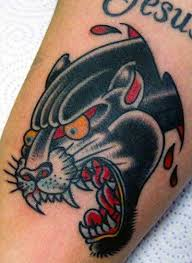 70 panther tattoo designs for men cool big jungle cats