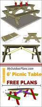 Free Octagon Picnic Table Plans And Drawings by Exteriors Folding Picnic Table Bench Plans Octagon Picnic Table