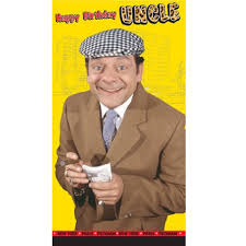 only fools and horses uncle birthday greeting card danilo