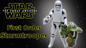 star wars episode vii the force awakens toys first order