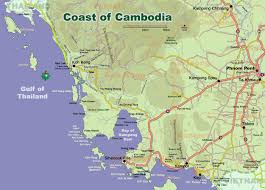 coast map of cambodia map