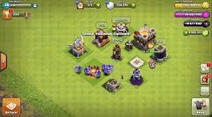 apk game coc mod th 11 offline euroclash clash of clans private server