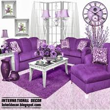 Black Living Room Furniture Sets Fascinating Purple Living Room Set Design U2013 Purple And Black