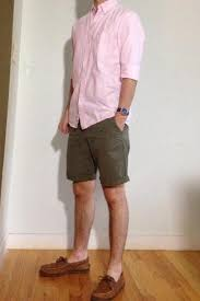 light pink shorts mens how to wear dark green shorts 48 looks men s fashion