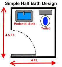 how to design a bathroom floor plan 15 free sle bathroom floor plans small to large