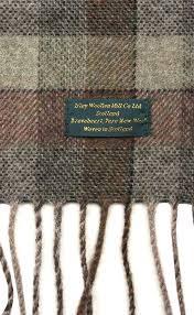 Brown Tartan Rug Braveheart Tartan Rug By Scotweb