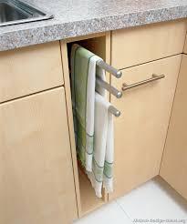 kitchen towel holder ideas kitchen towel rack ideas captainwalt for cabinet the small yet
