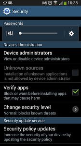 android security policy updates technology from hell android unknown sources greyed out