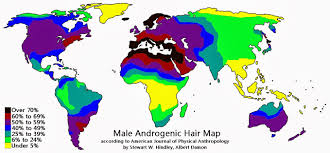 female pubic hair around the world body hair world map according to the american journal of physical