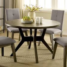 Round Kitchen Tables Modern Round Dining Kitchen Tables Allmodern