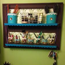 Hair And Makeup Organizer Musely