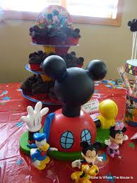 Mickey Mouse Barn Mickey U0027s Farm Birthday Party Adventures In Familyhood